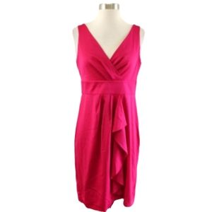 Banana Republic pink cocktails dress size 6